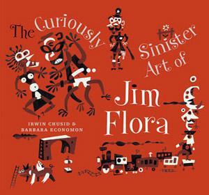 Sinister Art of Jim Flora