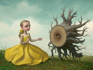 The Apology by Mark Ryden