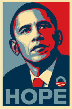 Obama by Fairey