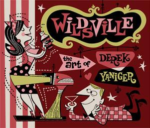 Wildsville book cover, Derek Yaniger
